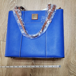 Dooney&Bourke Pebble Leather Small Lexington